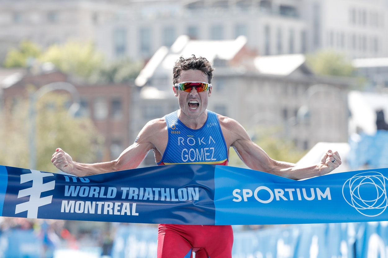 Great moments in triathlon by Wagner Araujo