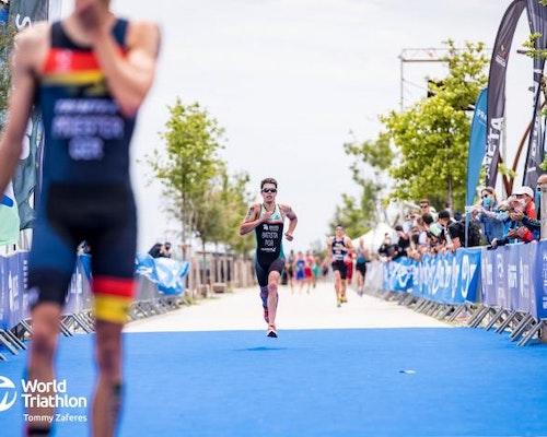 © 2021 World Triathlon Cup Lisbon