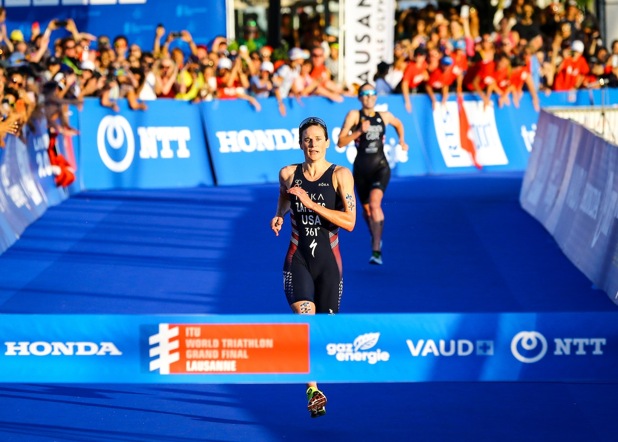 Great moments in triathlon by Tommy Zaferes