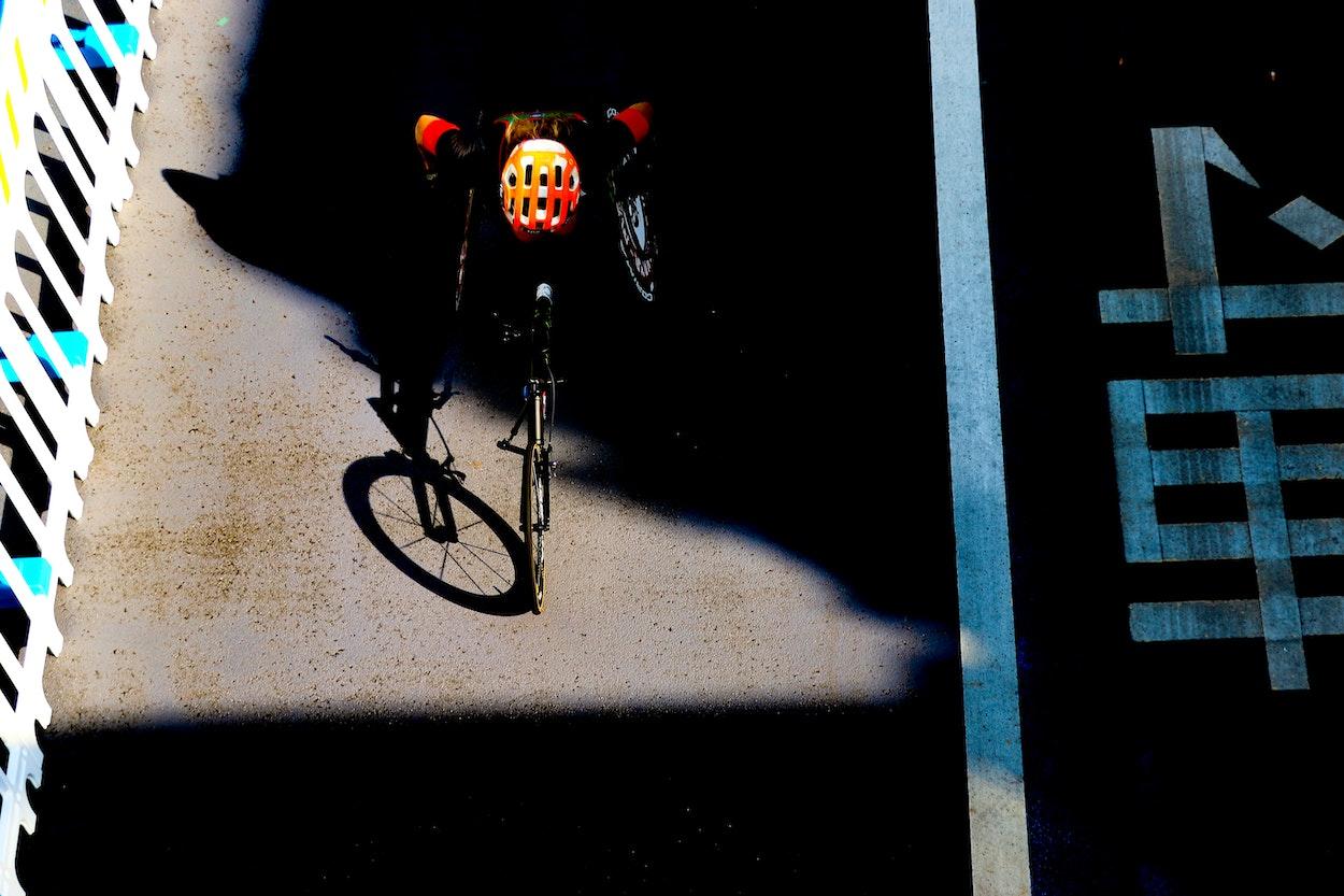 Great moments in triathlon by Ben Lumley