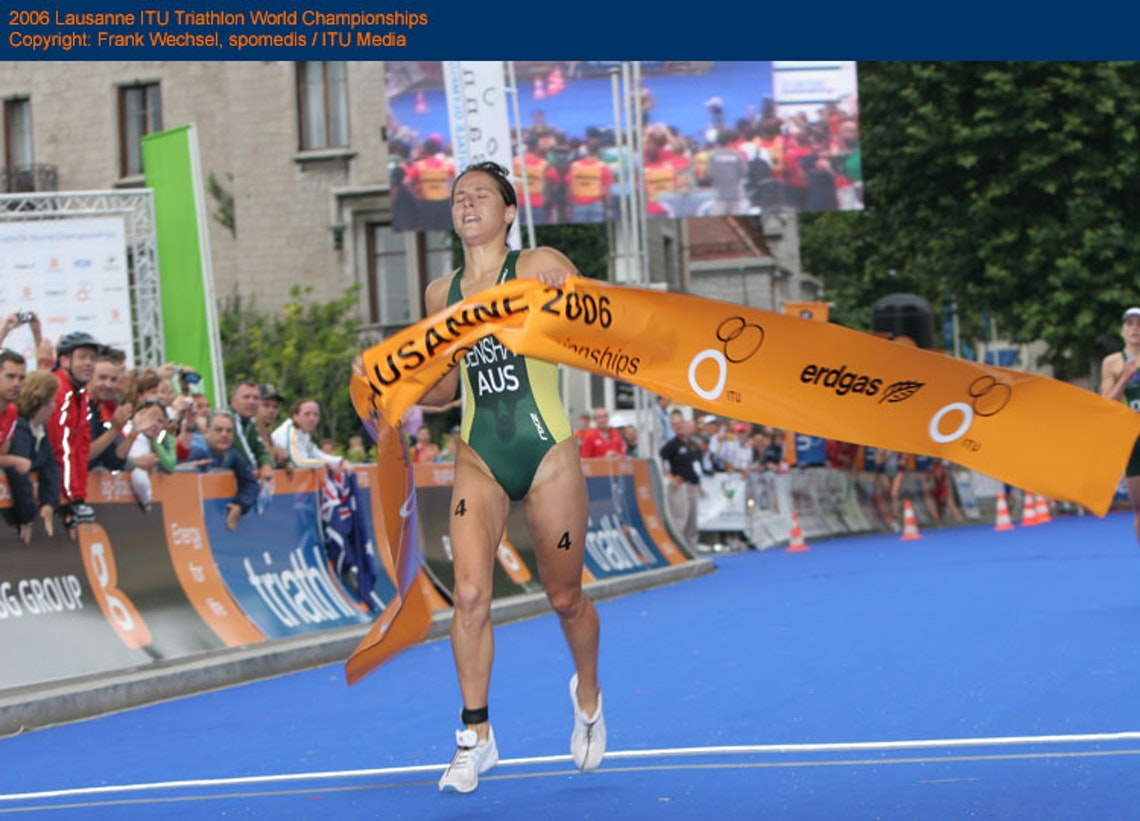 2006 Lausanne ITU Triathlon World Championships