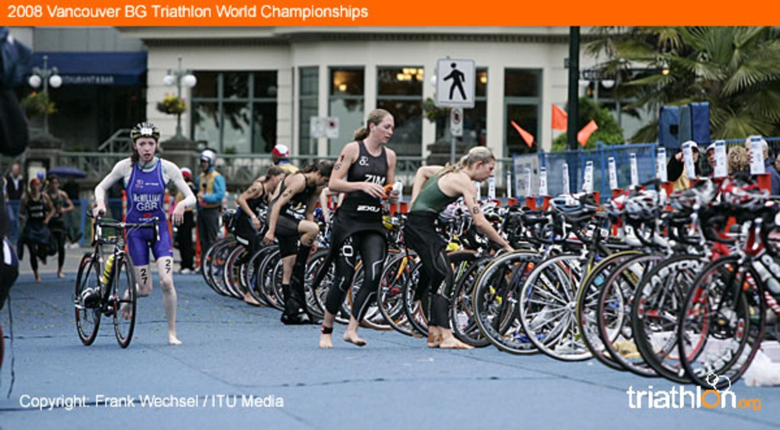2008 Vancouver BG Triathlon World Championships | Triathlon org