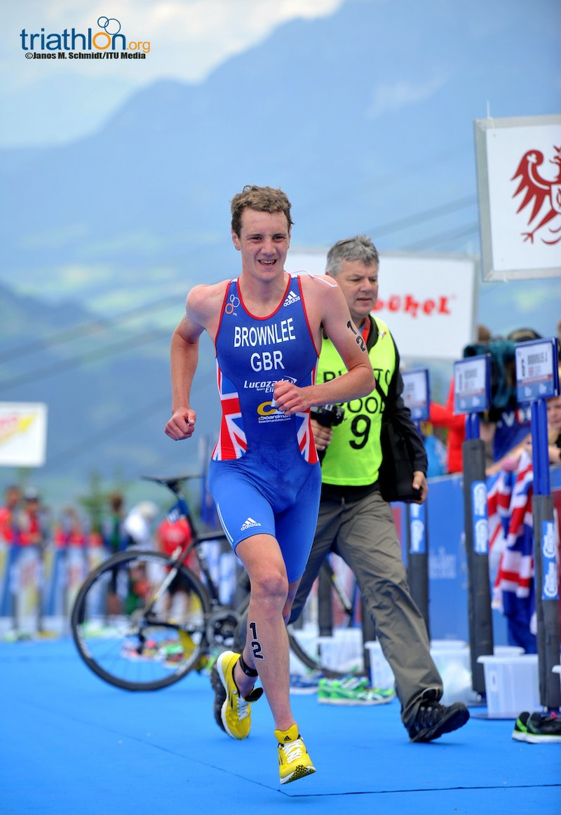 Jodie Stimpson makes it double gold for Great Britain in