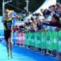 Australia's Emma Jackson wins first ITU World Cup title in Tongyeong