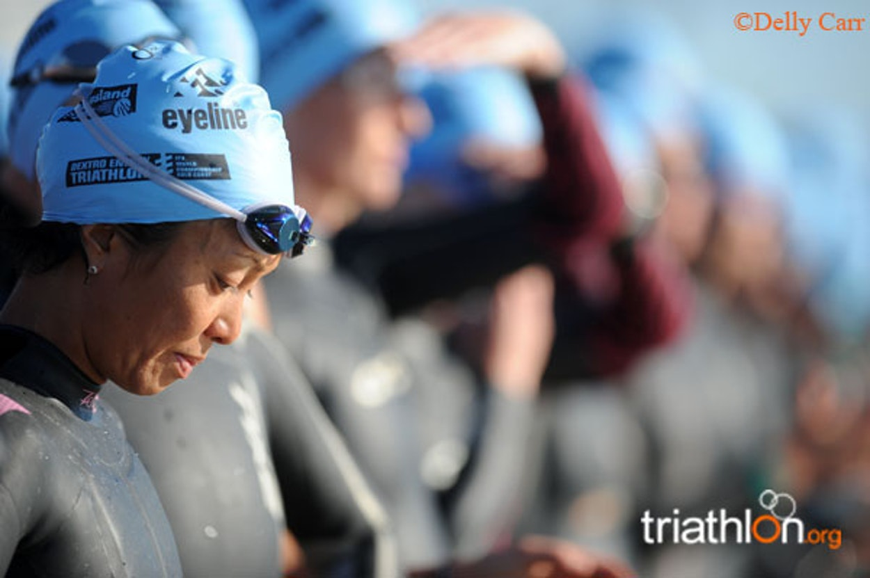 2009 Dextro Energy Triathlon - ITU World Championship Grand Final Gold Coast - Age Group