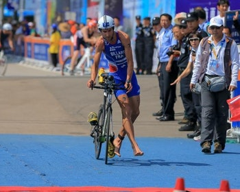 © Jeff Lau/ International Triathlon Union