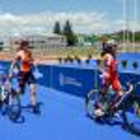 Levenez finally lands World Duathlon title
