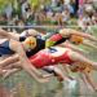 Hungarian men impress in home race