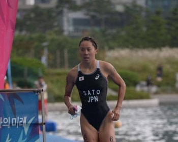 © Satoshi Takasaki/ International Triathlon Union