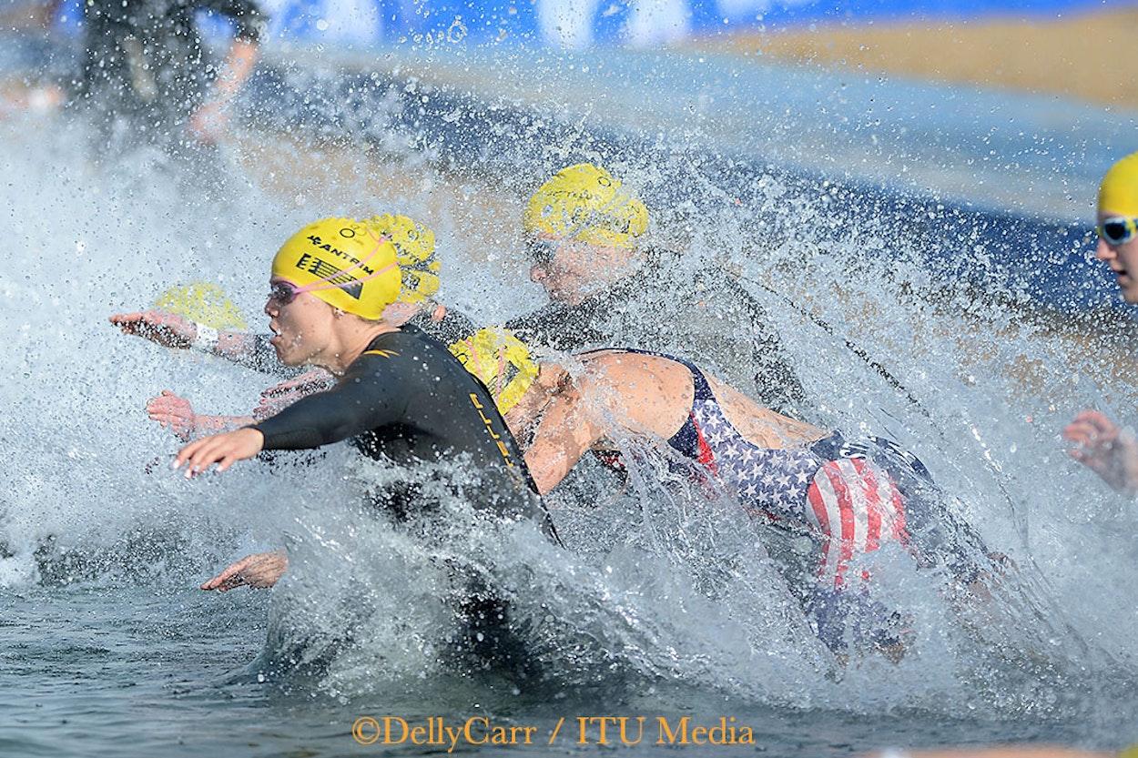 2014 ITU World Triathlon Grand Final Edmonton - Age Group