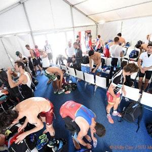 2015 ITU World Triathlon Cape Town