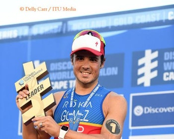 © International Triathlon Union/Delly Carr