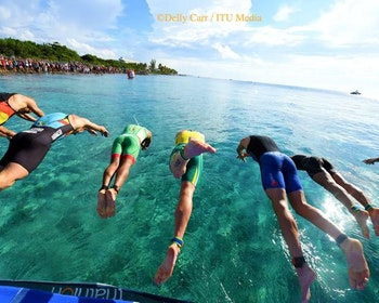 © Delly Carr / International Triathlon Union